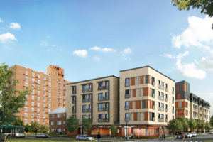 The Springs Ballston rendering