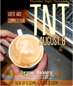 Thursday Night Throwdown at Bayou Bakery