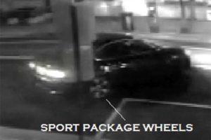 Getaway vehicle in Crystal City Sports Pub burglary (courtesy ACPD)