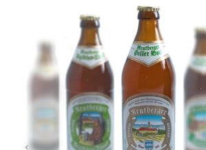 Reutberger beers