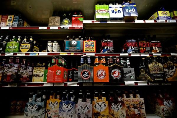 Westover Beer Market (Flickr pool photo by Wolfkann)