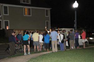 County hosts update on LED streetlights
