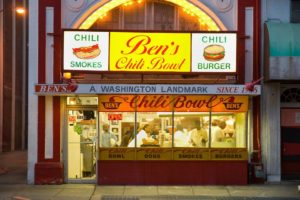 Ben's Chili Bowl (photo via Facebook)