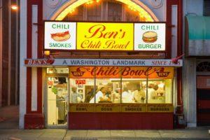 Ben's Chili Bowl (photo via Facebook)