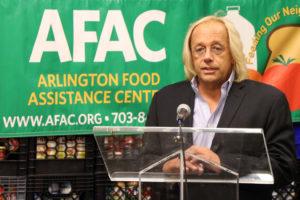 AFAC Executive Director Charles Meng