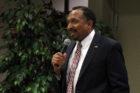 E.W. Jackson at the GMU Lt. Gov. Debate