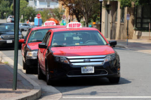 Red Top Cabs (File photo)