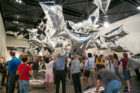 Andy Warhol's Silver Clouds at Artisphere