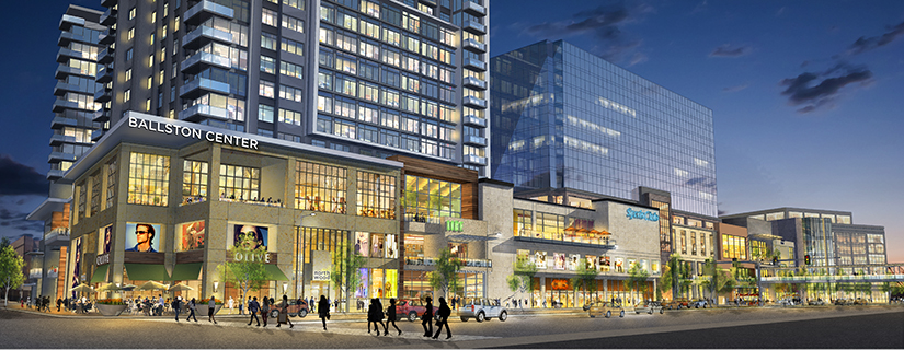 Ballston Mall Redevelopment Moves Forward ARLnowcom