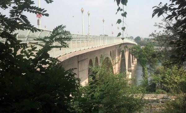 Key Bridge on 9/11/13