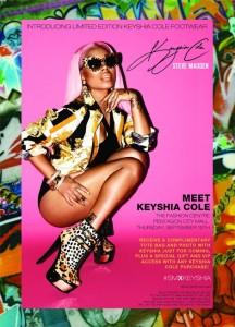 Keyshia Cole poster