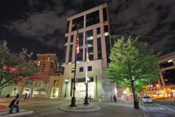 Courthouse Plaza at 2100 Clarendon Blvd