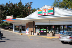 7-11 on Lee Highway and George Mason closing