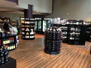 Crystal City Wine Shop at 20th Street S.