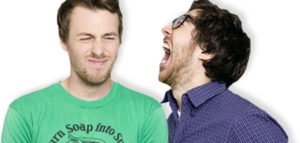 College Humor's Jake and Amir (via Collegehumor.com)