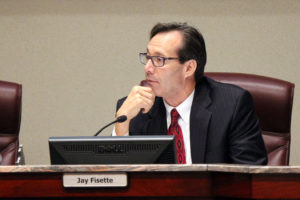 County Board Vice Chair Jay Fisette