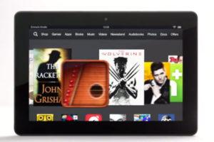 Kindle fire (screencap via  Amazon)
