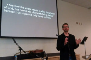 West City Fellowship pastor Scott Maurer