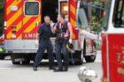 Office worker hurt in Ballston after falling through a sidewalk  grate
