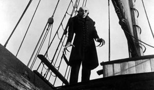 Frame from Nosferatu