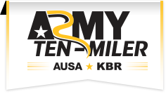 Army Ten-Miler logo