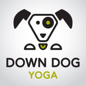 Down Dog Yoga logo (via Facebook)