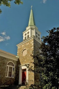 Arlington Presbyterian Church (via Preservation Arlington)