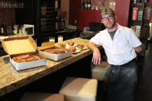 Sol Schott, owner of Acme Pie Co.