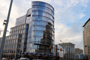 Evolent's headquarters in Ballston