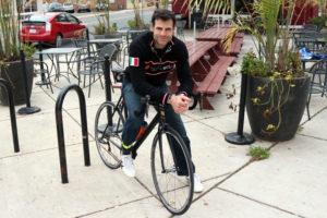 Race Dots founder Jason Berry