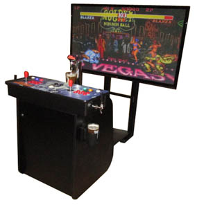 The Dreamcade Kegerator 60