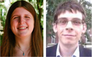 Emma Pierson and Brian McGrail