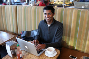 Nveloped founder and CEO Nikhil Palekar