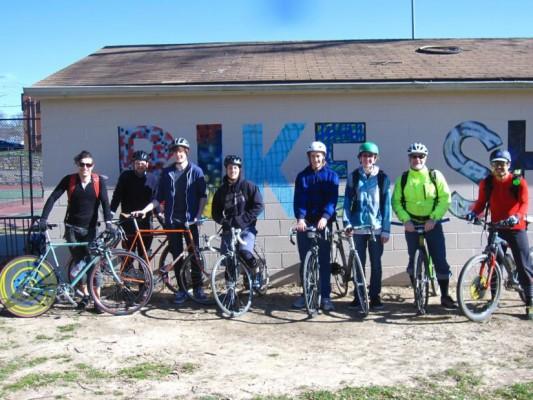 Current Phoenix Bikes headquarters (via Facebook)