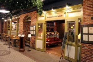 Hamburger Hamlet in the shops at Crystal City