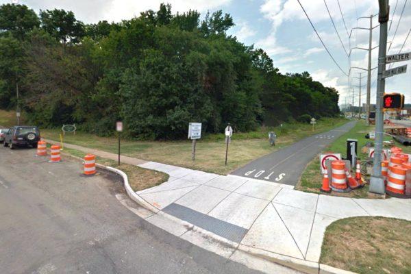 Potential site of the new Phoenix Bikes headquarters (via Google Maps)