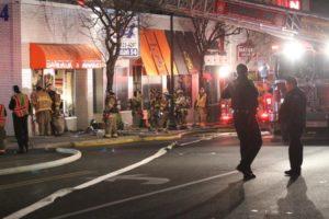Fire at Bangkok 54 on 12/12/13
