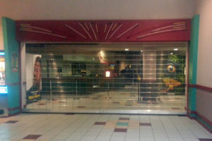 Ballston Regal theater closed due to flooding