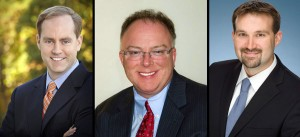 Alan Howze, Peter Fallon, Cord Thomas