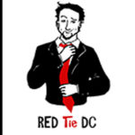 Red Tie DC logo