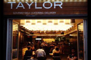 Taylor Gourmet (photo via Facebook)