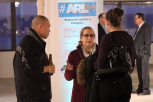 Hundreds gather at ARLive community networking event