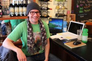 Addverb Bottle Company founder Nathan Cristler