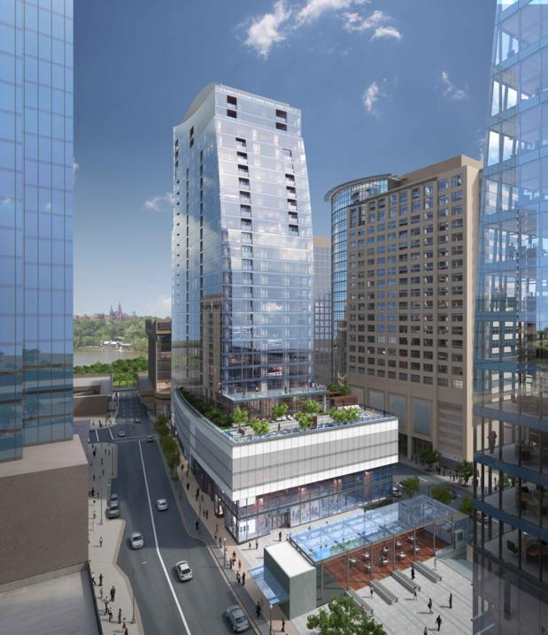 Apartment Skyscraper To Replace Rosslyn Mcdonald S