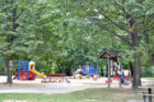 The Chestnut Hills Park playground