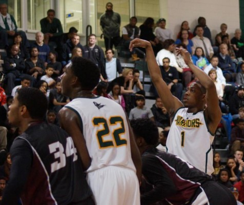 Re'Quan Hopson from the charity stripe