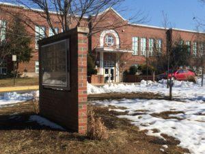 Barcroft Elementary School 2-19-14