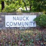 Nauck Community sign (photo via Nauck Civic Association web site)
