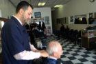 Pete's Barber Shop in Westover