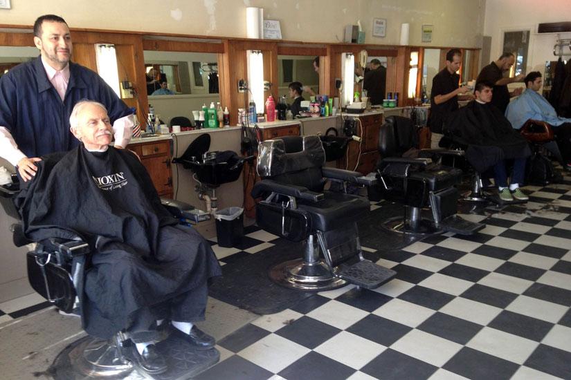 Petes Barber Shop in Westover ARLnow.com